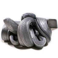 Inteligentní plastelína - Stříbrná (magnetická)
