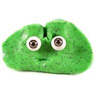 Inteligentní plastelína - Plastelínová příšerka zelená