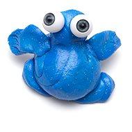 Inteligentní plastelína - Plastelínová příšerka modrá