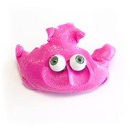 Inteligentní plastelína - Plastelínová příšerka růžová