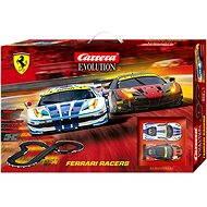 Carrera EVO 25222 – Ferrari Racers
