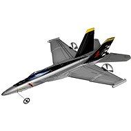 Letadlo F18 šedivé