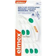 ELMEX Mezizubní kartáčky 5 mm (6 ks)
