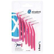 MIRADENT I-Prox L 0,4 mm růžové (6 ks)